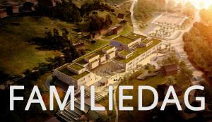 Familiedag ved Ulsmåg skole i Bergen